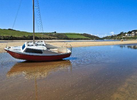 Thumbnail for The Gannel Estuary