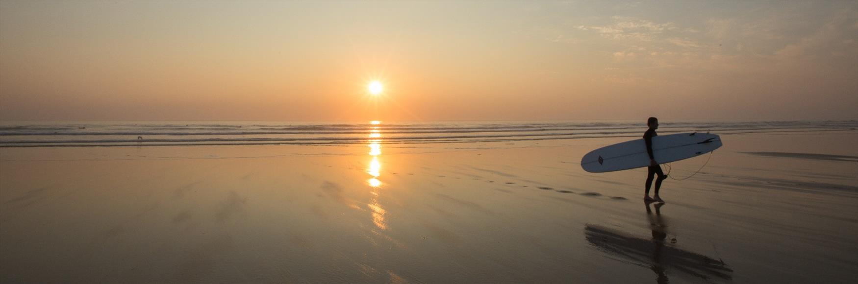 Newquay Sunsets