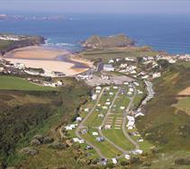 Thumbnail for Porth Beach Holiday Park