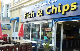 The Cod End - Fish and Chips