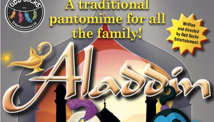 Oddsocks Presents 'Aladdin' at Lane Theatre