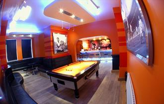 The Escape Pool Room, Newquay, Cornwall