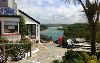 Fern Pit Cafe and Ferry