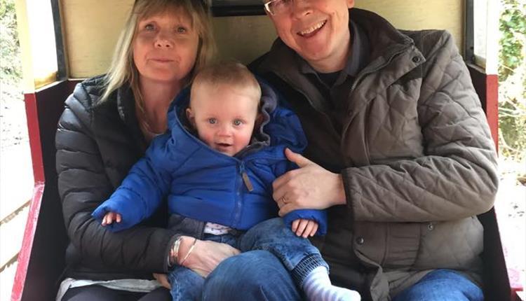 Grandparents' Weekend at Lappa Valley Steam Railway