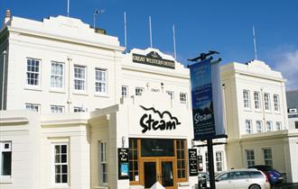 Great Western Hotel, Newquay, Cornwall