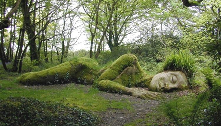 Lost Gardens of Heligan, Pentewan, St Austell