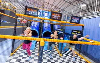 Newquay Trampoline and Play Park
