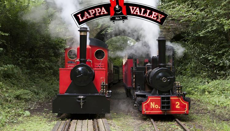 Half Term at Lappa Valley