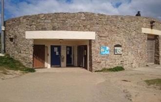 Little Fistral/Towan Headland Public Toilets