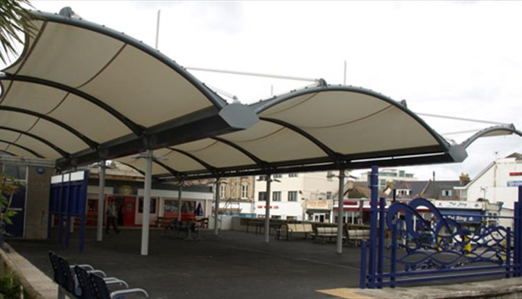 Newquay Train Station