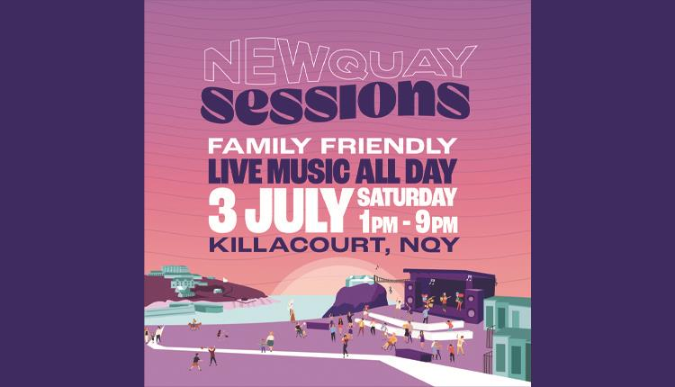 Newquay Sessions - Launch Weekend