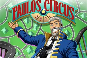 Paulo's Circus Comes to Newquay!