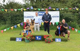 Summer Fete and Family Dog Show at RSPCA St Columb Major
