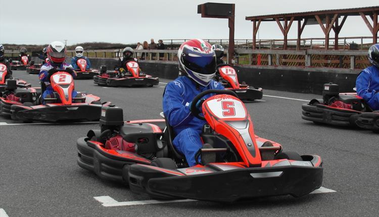 Cornwall Karting Circuit St Eval