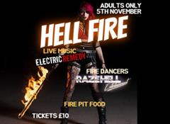 Hell Fire   Guy Fawkes Night   Adults only at The Bearded Brewery