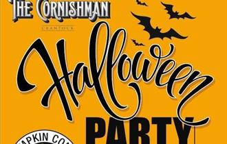 Halloween Kids Party at The Cornishman