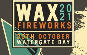 Fireworks Display at WAX Watergate Bay