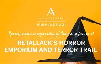 Terror Trail and Horror Emporium at Retallack Resort and Spa