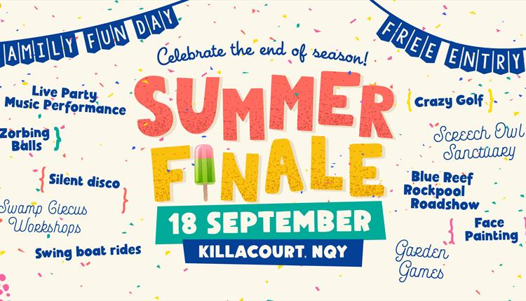 Newquay Sessions - Summer Finale!