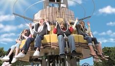 Cornwall's Crealy Great Adventure Park, Wadebridge