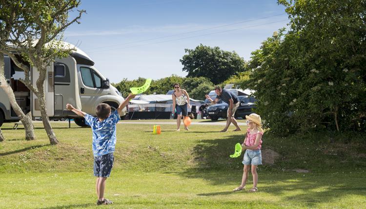 Holywell Bay  Holiday Park - Parkdean Resorts