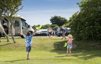 Holywell Bay Holiday Park - Parkdean Resorts