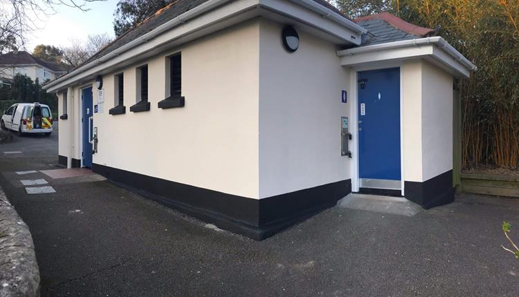 Trenance Gardens Public Toilets