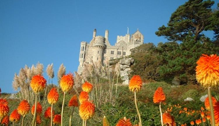 St Michael's Mount, Marazion, Penzance, Cornwall