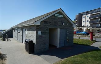 Watergate Bay Public Toilets