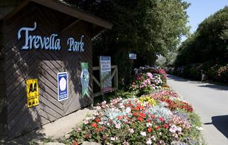 Trevella Caravan Park, Crantock, Nr Newquay