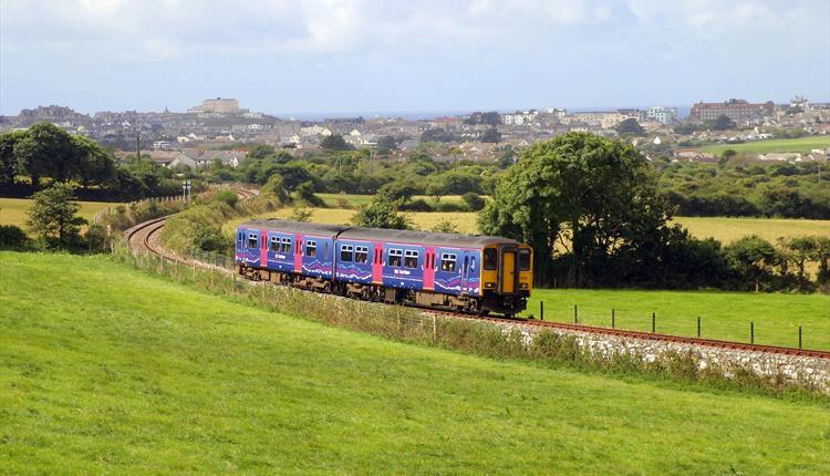 Devon and Cornwall Rail Partnership