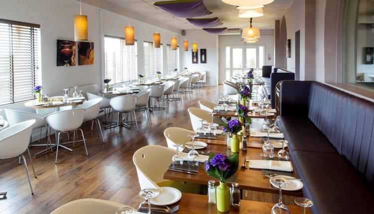 Beachcomber Restaurant at Sands Resort Hotel