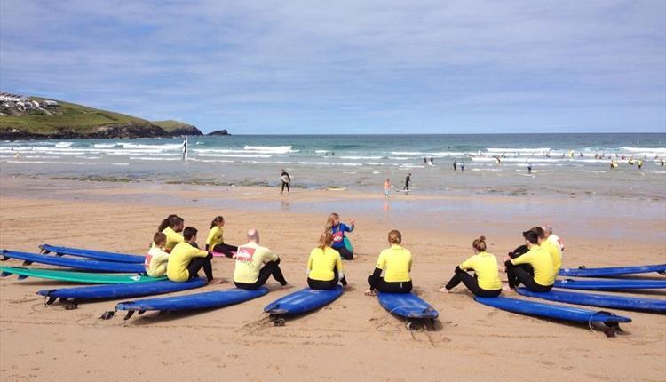 Quiksilver Surf School