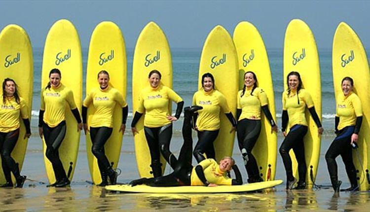 Blue Wings Surf School
