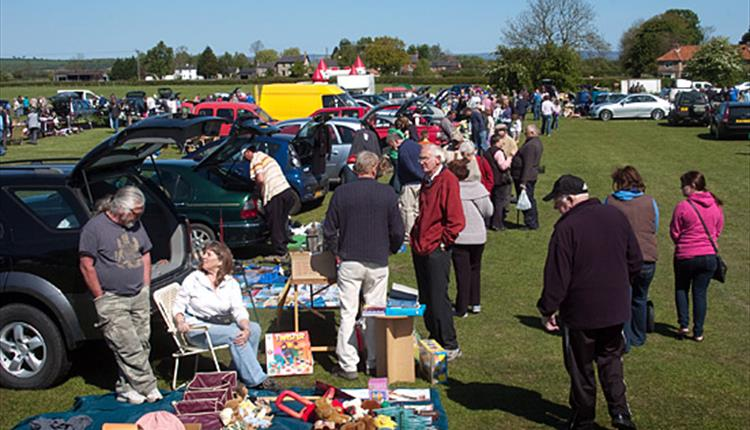 Newquay Car Boot Sales - Morrison's Round-a-Bout