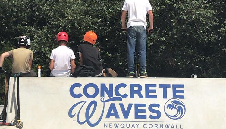 Concrete Waves ®