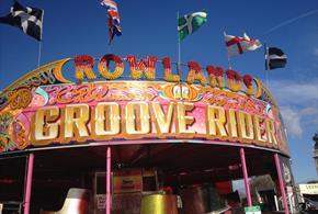 Cornwall's Biggest Funfair Returns Summercourt Fair - 2021