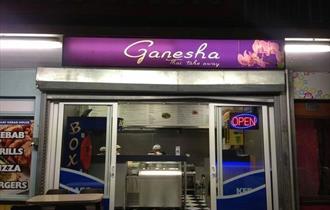 Ganesha Thai Takeaway And Restaurant