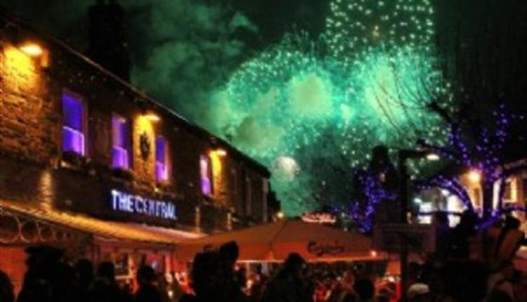 Fancy Dress in Newquay on New Year's Eve