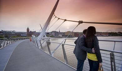 Derry~Londonderry Itinerary