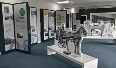 The Heritage Hub at Carnlough Town Hall