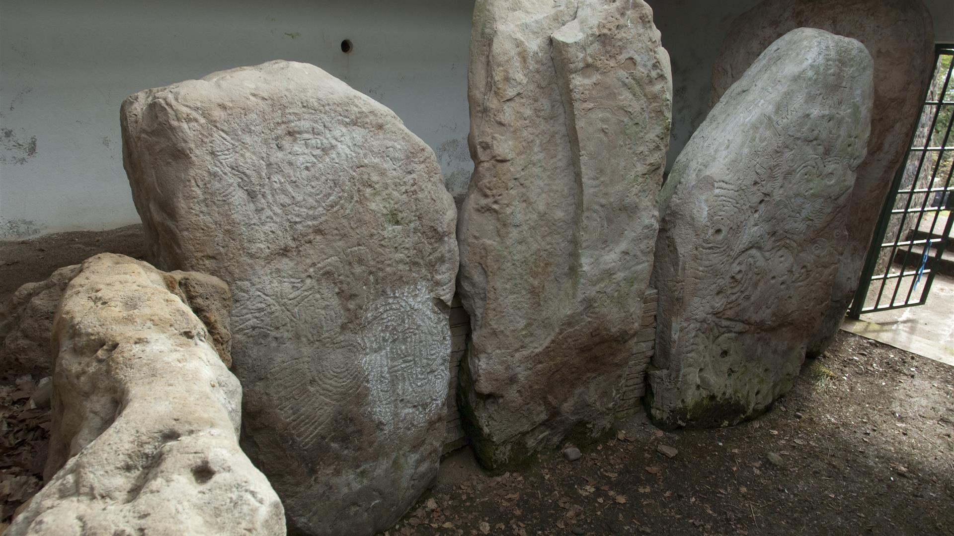 Knockmany Passage Grave
