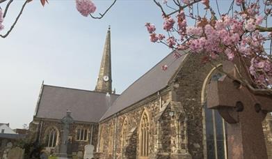 Saint Nicholas' Church, Carrickfergus