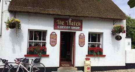 Thatch Coffee Shop