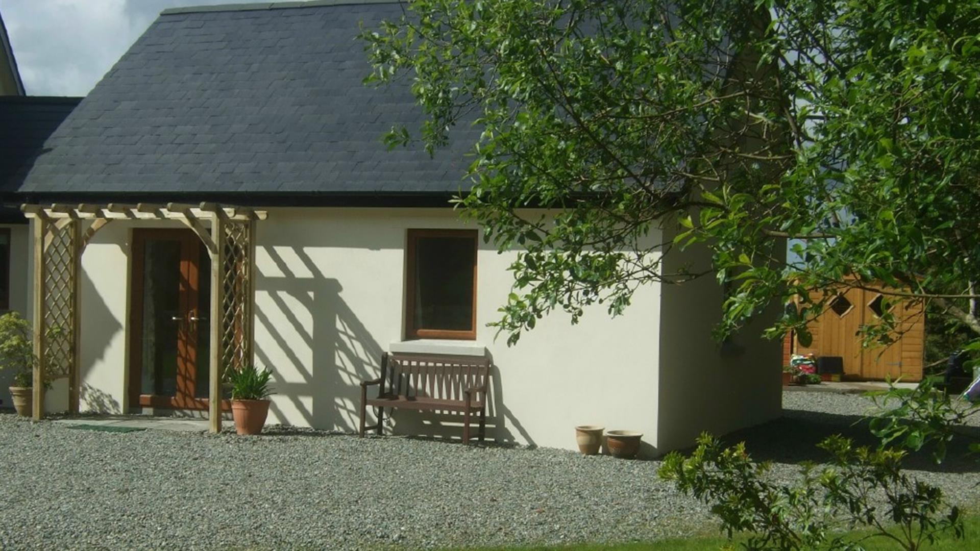 The Lodge at Pilgrim Cottage