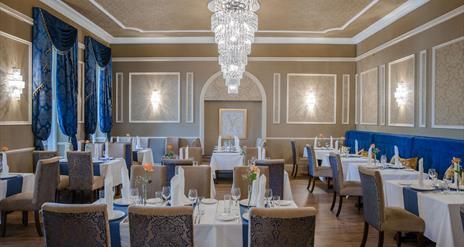 The Carleton Restaurant at Corick House Hotel & Spa