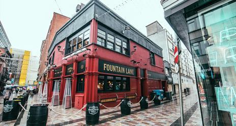 Fountain Lane