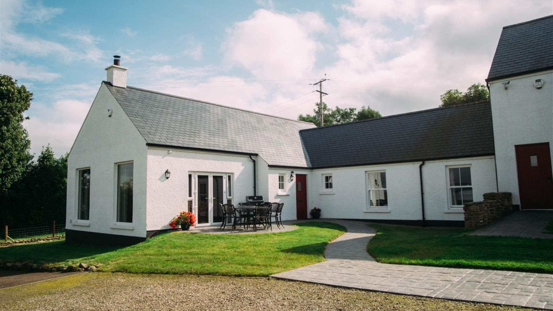Finn Valley Cottages - Strule Cottage