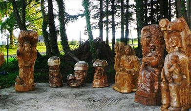 Garden Of Celtic Saints