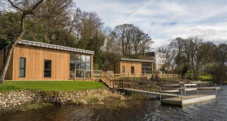 Killyhevlin Lakeside Lodges